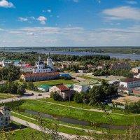Тобольск, нижний город, р. Иртыш. :: Vladimir Dunye