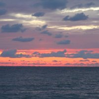 Закат над морем :: Валерий