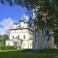 Спасо-Преображенский собор в Угличе :: Нина Синица