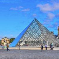 Пирамида Лувра :: Eldar Baykiev