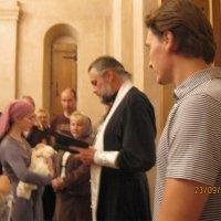 Крещение :: Maikl Smit