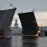 Мосты сводятся... :: demyanikita