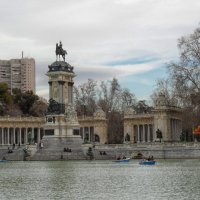 В парке Ретиро, Мадрид. :: Elena Ророva