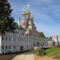 Девичий монастырь. :: Алекс Ант