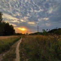 Вариации на тему заката :: Андрей Лукьянов