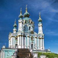 Андреевская церковь :: Alexandеr P