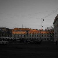 На закате :: AleksSPb Лесниченко