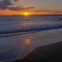 Закат на Атлантическом океане (3) :: Георгий А
