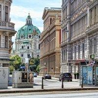 Прогулка по Вене. :: Larisa
