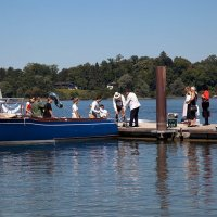 торжество на озере :: vladimir
