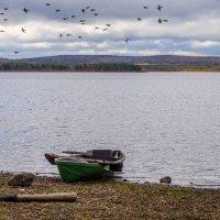 После рыбалки. :: Сергей l