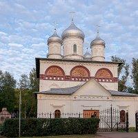 Старая Русса. Церковь Святой троицы. :: El Кондукова