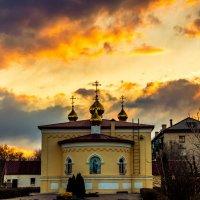 Храм во имя святой мученицы Татьяны :: Сергей Осин