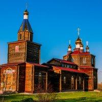 Храм в честь Федоровской иконы божьей матери :: Сергей Осин