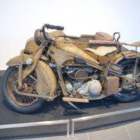 ПМЗ-А-750 с коляской, 1934-1939 Первый советский тяжелый мотоцикл :: Наталья Т