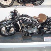 ПМЗ-А-750, 1934-1939 Первый советский тяжелый мотоцикл :: Наталья Т
