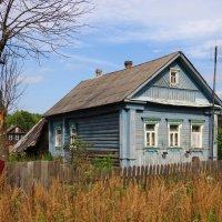 Домик в деревне :: Андрей Снегерёв