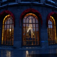 Арочные окна :: Елена Белова