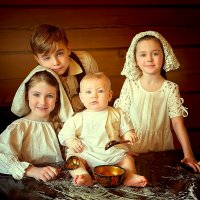 Семейные ценности :: Катя Барбус