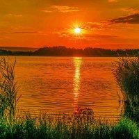 Почему так прекрасны озера? :: Виктор Малород