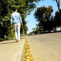 Осень в моих руках :: Андрей Ананьев