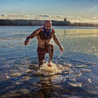 Синяя борода в России :: irina Schwarzer