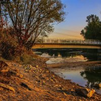 Утро на озёрах :: Alexander Andronik