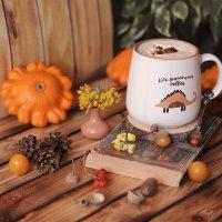 Осенний кофе :: Irene Irene