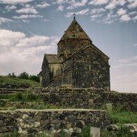 Монастырь Севанаванк :: Кирилл Гришин