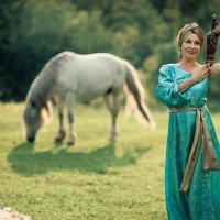 Алтайская сказка :: Оксана Шаталина