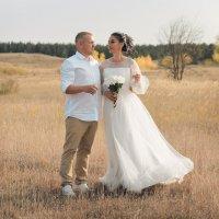 Свадебная прогулка :: Алексей Фотограф Михайловка