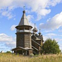 Церковь Дмитрия Мироточивого в Щелейках :: Тата Казакова