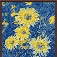 Желтые цветы :: Владимир Бровко
