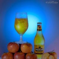 Реклама яблочного сидра :: Евгений Печенин