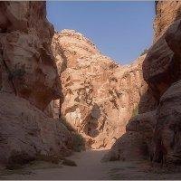 Малая Петра, Иордания :: Lmark