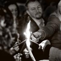 Огонь Ирусалима :: Игорь Егоров