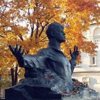 3 октября - День рожения Сергея Есенина :: Galina Solovova