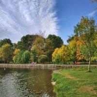 осень в парке :: Валентина. .