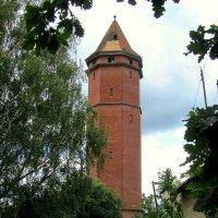 Фридландская водонапорная башня :: Сергей Карачин