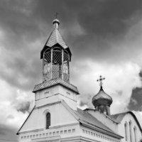 Церковь Архангела Михаила в Пучкове г.Лобня :: Игорь Егоров