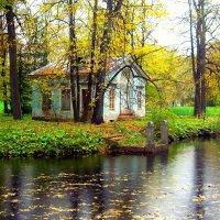 Детский домик в Ал. парке ЦС  - 1 :: Сергей