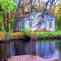Детский домик в Ал. парке ЦС  - 2 :: Сергей
