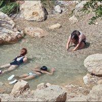 Лето было очень жарким. :: Валерий Готлиб