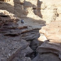 утро в Красном каньоне :: Осень
