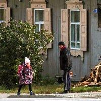 После школы :: Екатерина Торганская