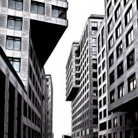 Геометрия города :: Irene Irene