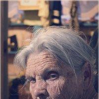 Мама. 95 лет.  Ветеран ВОВ. :: Александр Шимохин
