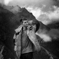 Спортсмен в естественной среде обитания :: Андрей Николаевич Незнанов