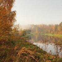 Утро на реке :: Юрий Кольцов