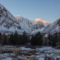 Рассвет в горах :: Андрей К